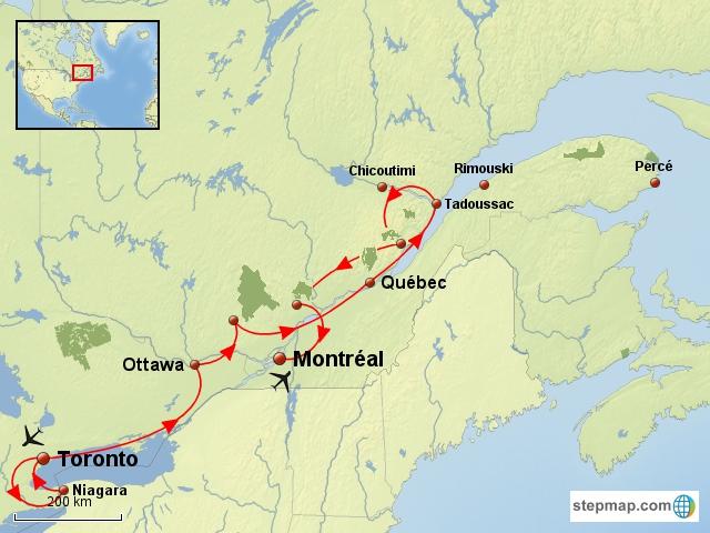 Restaurent Province Quebec