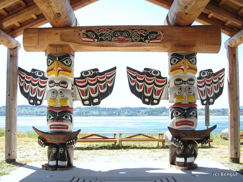 Préférence Canada - Ouest - Fly & Drive - Découverte des totems SQ67