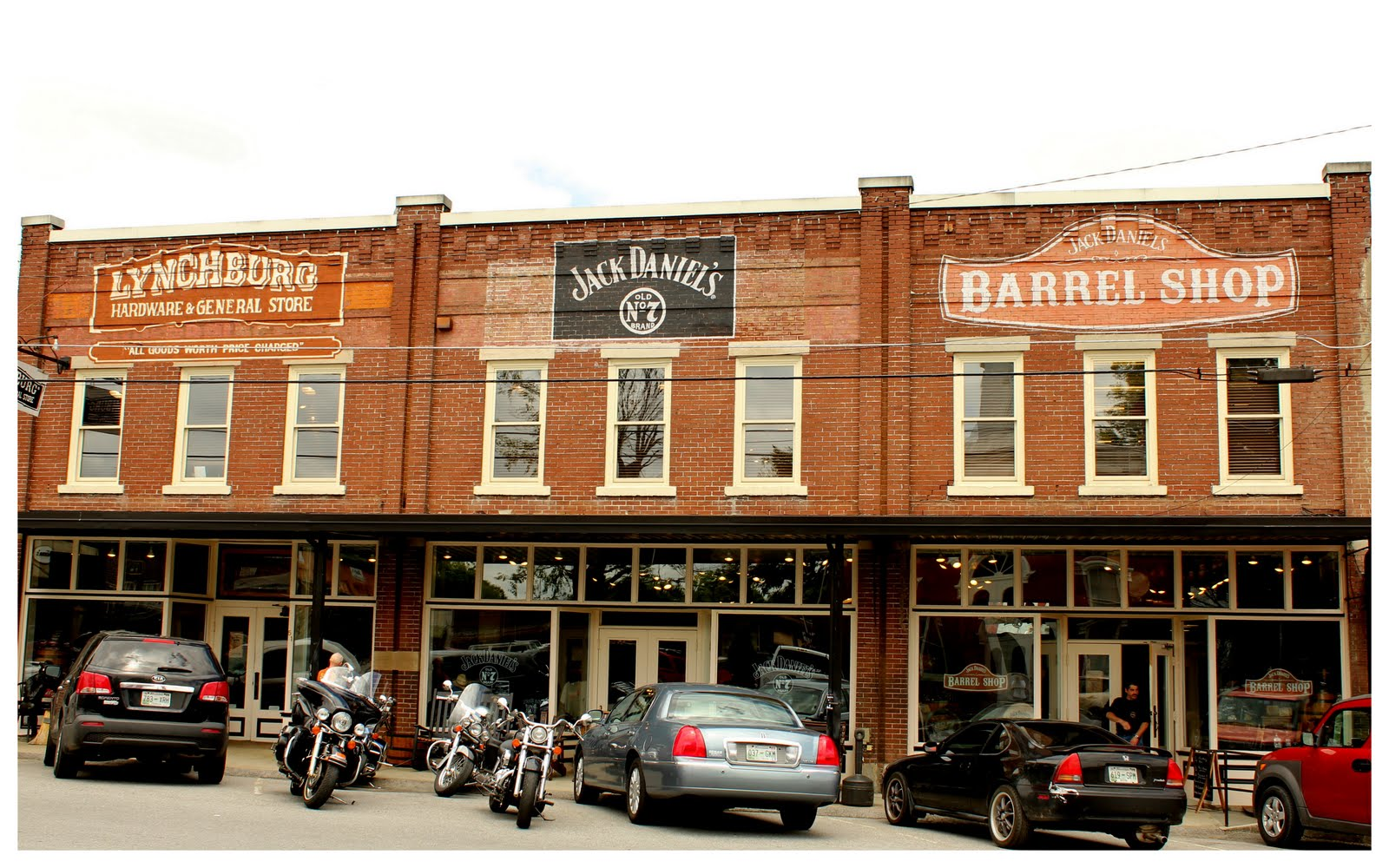 Jack Daniel S Restaurant Lynchburg