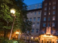 Hotel Clarendon Quebec Stationnement